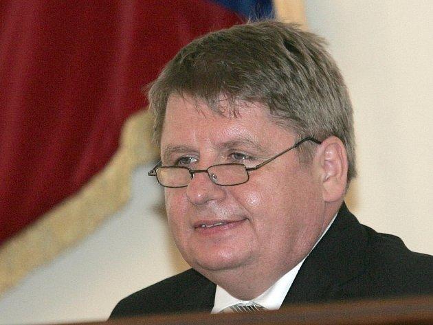 Bývalý krajský předseda občanských demokratů Milan Venclík.