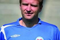 Aleš Křeček patří k nejmladším trenérům v Gambrinus lize, ale problémy s autoritou zatím údajně nemá. Dočká se v neděli prvního ligového vítězství v nové roli?