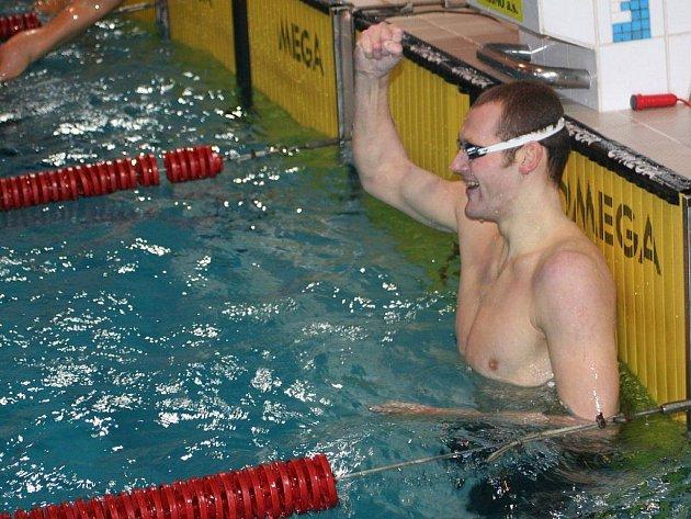 Závodník brněnské Komety Květoslav Svoboda se představí na svém čtvrnáctém mistrovství Evropy.
