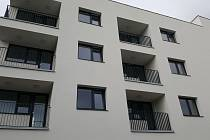 Startovací byty ve Valchařské v brněnských Husovicích.
