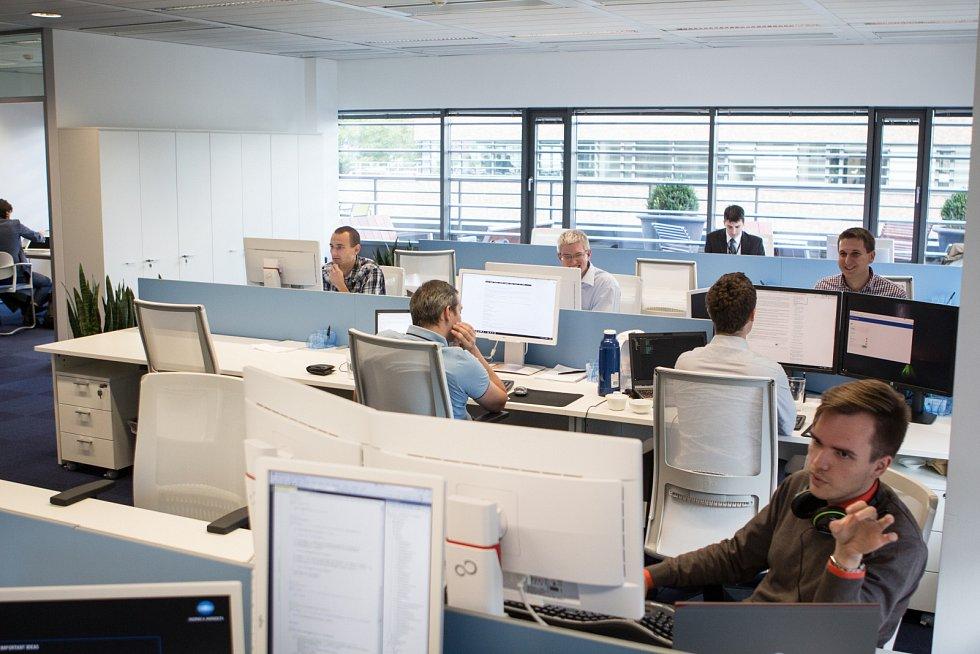 Dosud měla výzkumná a vývojová centra jen v japonském Tokiu a americkém San Francisku. V úterý gigant v oblasti tisku Konica Minolta otevřel první takové evropské centrum v budově Spielberk Office v Brně.