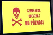 Hororové video Mendelovy univerzity má název Nebojíš se?