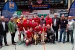 Vítězství české reprezentace na turnaji v Altheimu 2018.