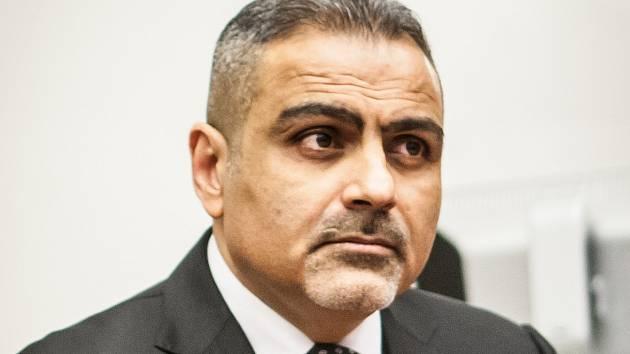 Shahram Abdullah Zadeh.
