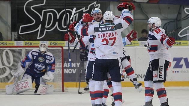 Kometa Brno - Dynamo Pardubice