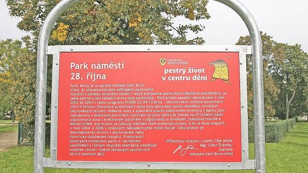 Propagační plakát Libora Šťástky.