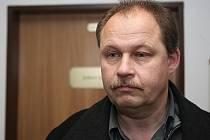 Pavel Černý u brněnského soudu.