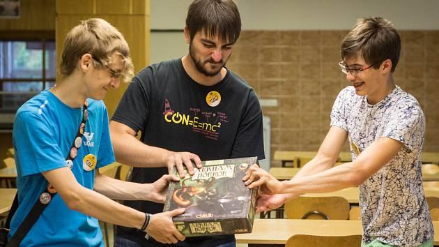 Přednášky o Kačerovi Donaldovi nebo komiksových Hvězdných válkách zahájily ve čtvrtek večeru festival komiksů BrComicon.