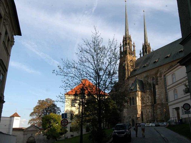 Katedrála Petrov v Brně