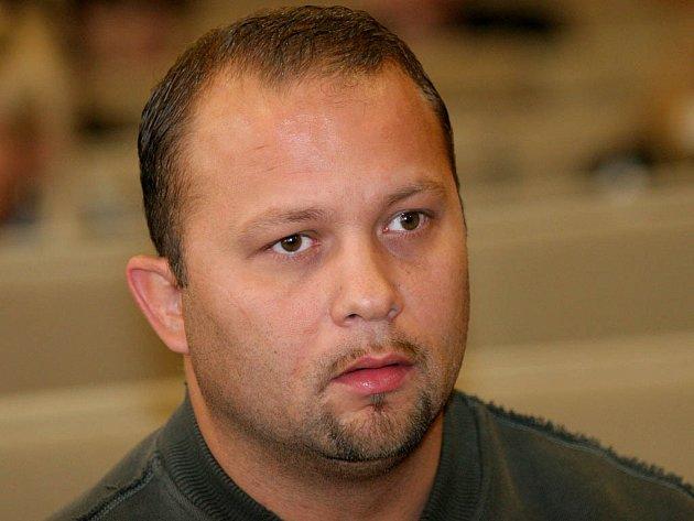 Marcel Kotlár přišel k soudu pod vlivem drog.