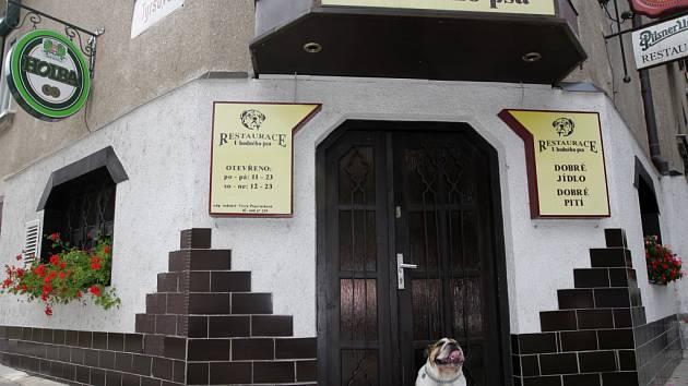 Restaurace U hodného psa.