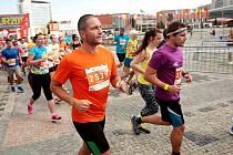 V brněnském výstavišti měl zástavku běžecký seriál Mizuno RunTour.