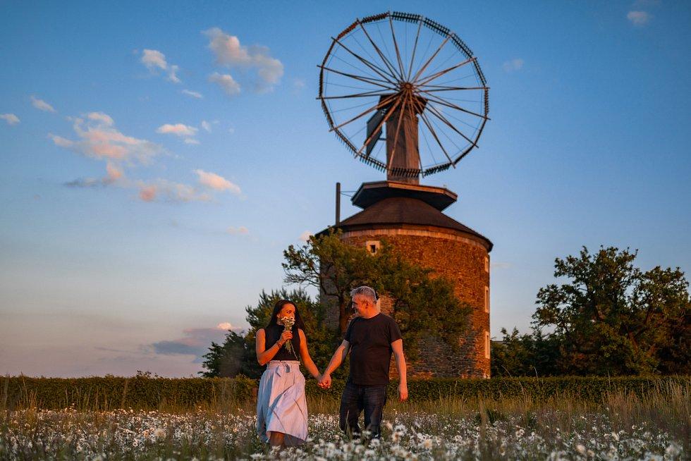 Větrný mlýn v Ruprechtově.
