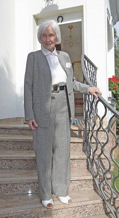 Filantropka Milada Váňová zBrna odkázala peníze lidem bez domova.
