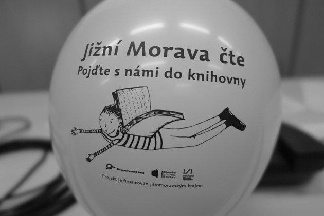 Vyhlášení projektu jižní Morava čte