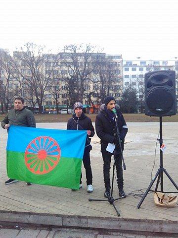 Stovka lidí z pochodu chce odvolání Okamury za výroky o holocaustu
