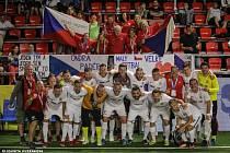 Demeter vystřelil postup do čtvrtfinále mistrovství Evropy v malém fotbalu