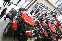 Traktory Zetor v Zetor Gallery.
