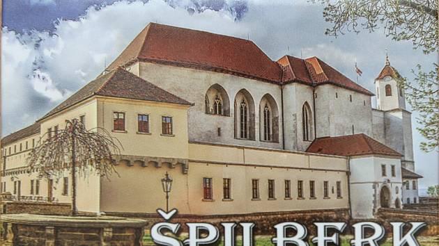 Magnetka se Špilberkem patří mezi nejoblíbenější jihomoravské suvenýry.