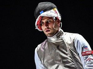 Brněnský fleretista Alexander Choupenitch vybojoval na mistrovství Evropy v šermu v Srbsku 3.místo