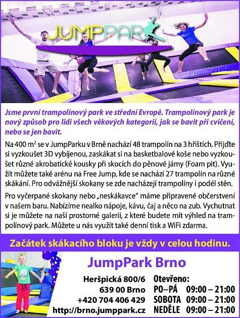 7. Jumppark Brno