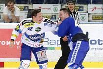 Hokejisté Komety si na konci sezony střihli ještě poslední zápas - se svými fanoušky.