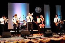 Jedním z vrcholů festivalu bude v pátek 21. srpna koncert skupiny Laura a její tygři.