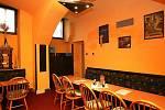 Brněnská restaurace Midway.