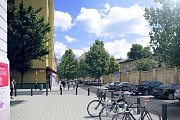 Brněnské ulice Gorkého a Arne Nováka dostanou novou podobu. Takto vypadají návrhy.