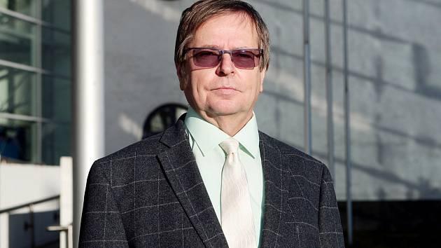Ředitel jihomoravské pobočkové sítě České pošty Jaroslav Navrátil.