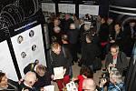 Výstavy Vladimír Remek – 40 roků od letu prvního Čechoslováka do kosmu v Technickém muzeu v Brně se účastnilo deset kosmonautů z devíti zemí.