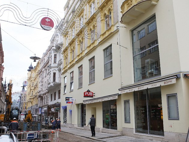Pojmenování ulice Běhounská vzniklo ve čtrnáctém století omylem.