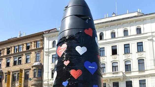 V Brně láska zastavila čas