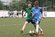 Největší fotbalový turnaj pro žáky základních škol ve Sportovním areálu ZŠ Janouškova v Brně.