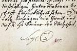 Opat žďárského kláštera podle badatelů z Brna používal smajlík už v roce 1741.