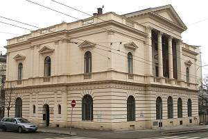 Bývalá varhanická škola, kde Leoš Janáček působil.