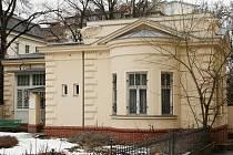 Dům, kde bydlel Leoš Janáček.