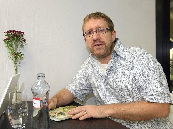 Aktivista, podnikatel ipolitik. To je předseda klubu zastupitelů Strany zelených Martin Ander.