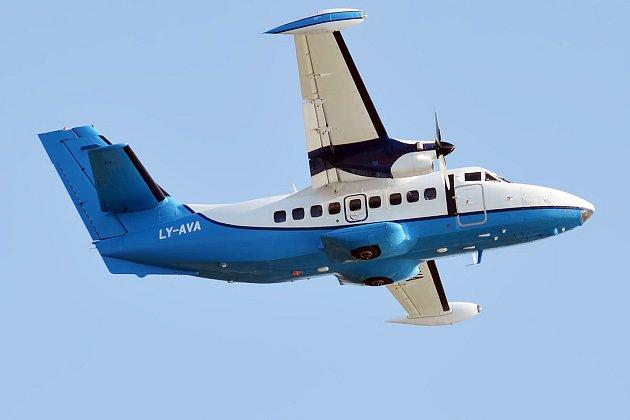 Letadlo Let L-410podobné tomu ztragédie vroce 1998.