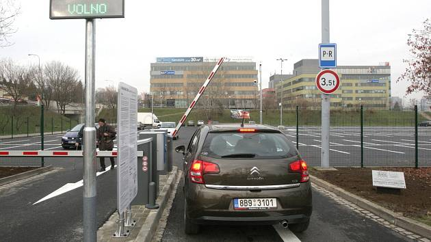 Systém Park and Ride už funguje v Brně.