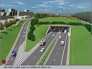 Silnice R43: průtah Bystrcí
