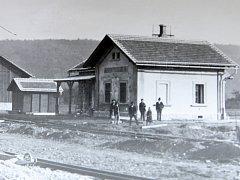 Jen pětadvacet let fungovala železnice z Kuřimi do Veverské Bítýšky na Brněnsku.
