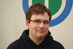 Doktorand na Filozofické fakultě Masarykovy univerzity Martin Kotačka.