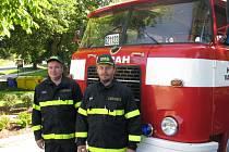 Sbor dobrovolných hasičů ve Vavřinci působí už od roku 1893.