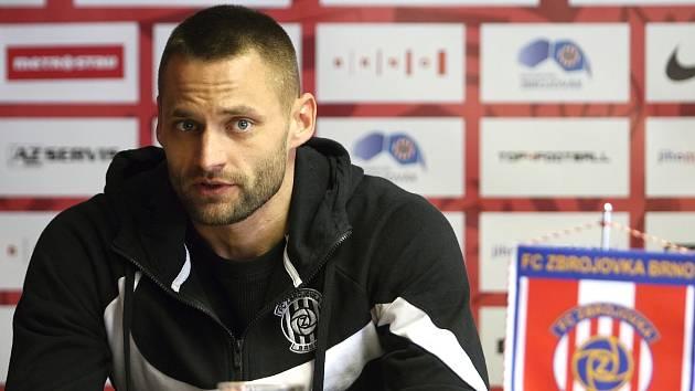 Pavel Eismann ukončil kariéru, ve Zbrojovce strávil dva roky.