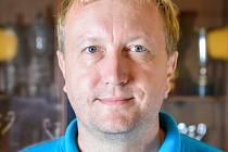 Trenér KP Brno Pavel Čejka.