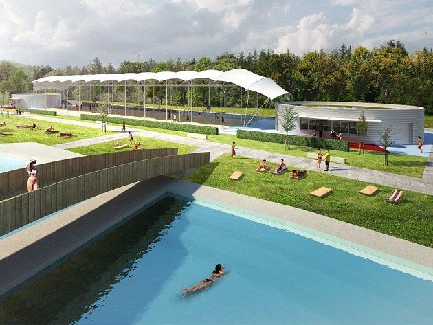 Zastřešení kurtů na koupališti Riviéra patří knejvětším letošním investicím společnosti Starez-sport.