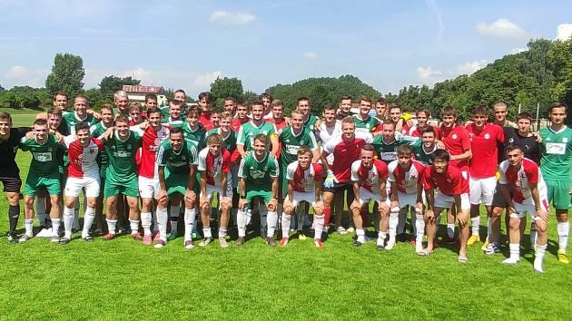 Fotbalisté Bystrce se od středy do neděle chystali na novou sezonu na soustředění v Nymburku.