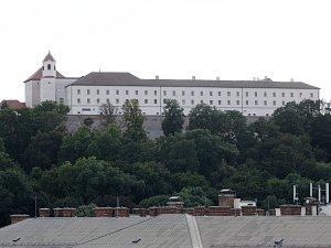Brněnský Špilberk. Ilustrační foto.