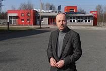 Ředitel Střední školy elektrotechnické a energetické Sokolnice Oldřich Životský.